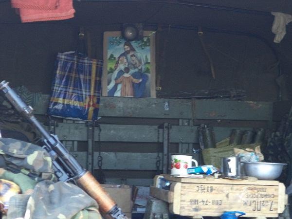 Побут військових: живуть у землянках, але на незручності не нарікають progolovne.ck.ua