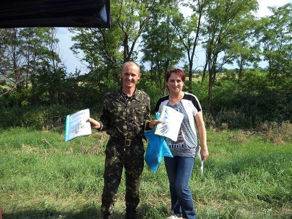 Захисники не так радіють їжі, як листам підтримки та дитячим малюнкам progolovne.ck.ua