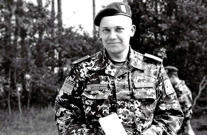 УШКАЛОВ ДМИТРО – старший солдат (30.09.1991)