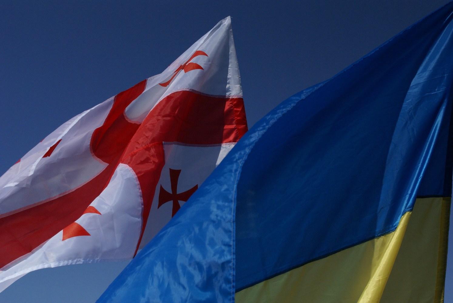 Україна та Грузія просять світ підтримати їхню цілісність через агресію Росії