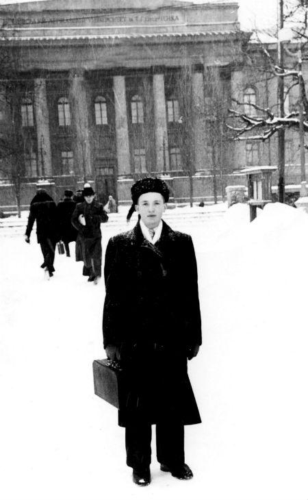 Студент Київського університету