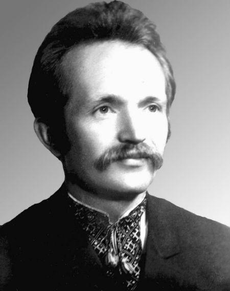 Найбільш відоме фото Чорновола, яке потрапило на Захід. Початок 1970-х