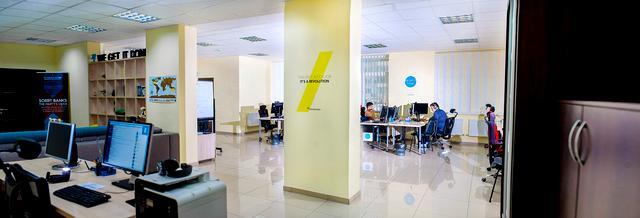 Офіс TransferWise в Черкасах