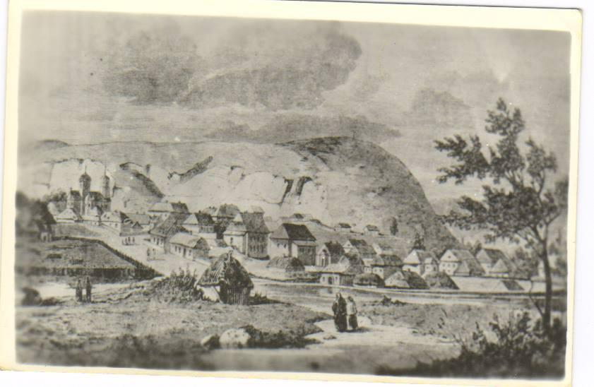 Гравюра 1865 року
