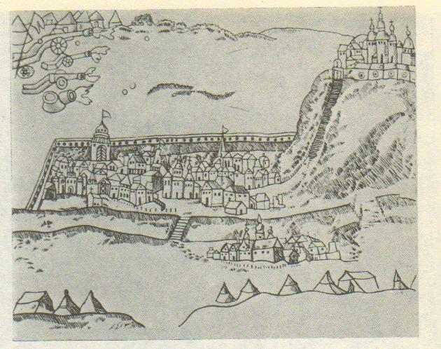 Гравюра з Літопису Самійла Величка
