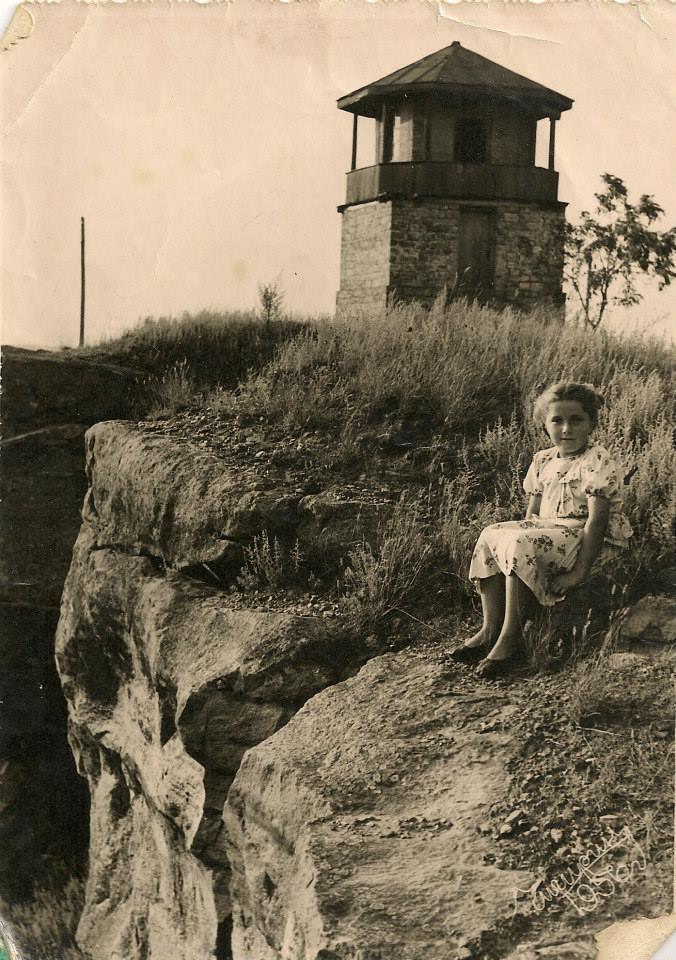 Каланча. 1956 рік