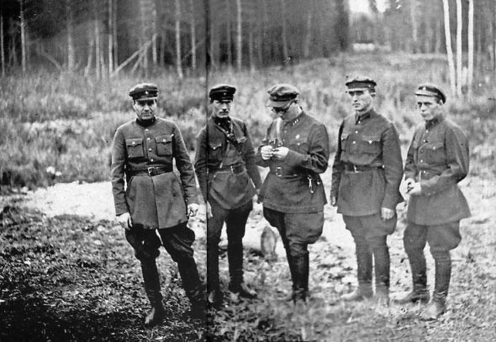 Розстрільна команда НКВД