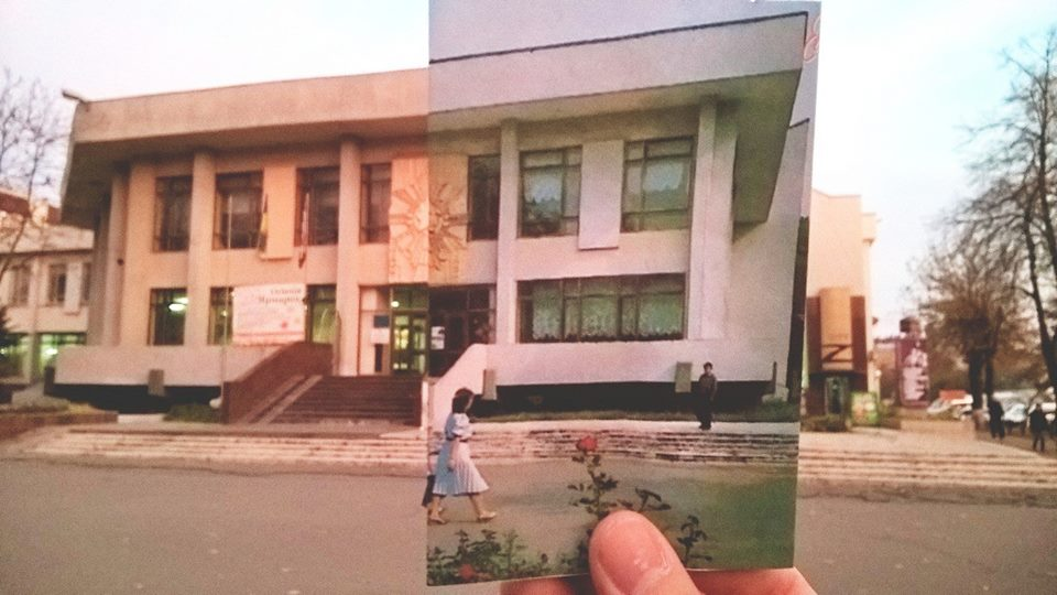 Центр дитячої і юнацької творчості (тоді - Палац піонерів)