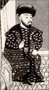 Кримський хан Менглі-Гірей