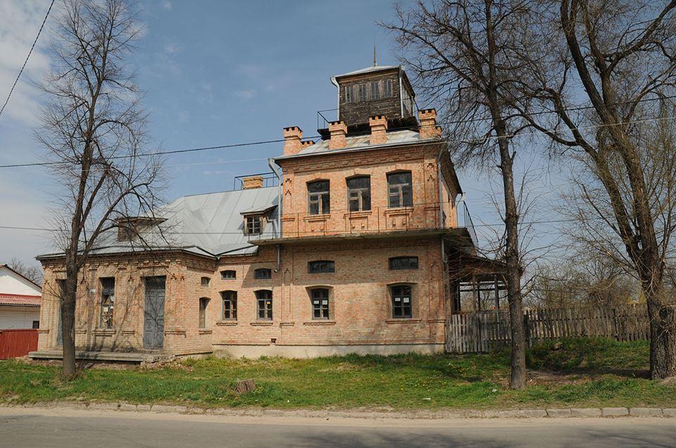 Будинок Кримських у Звенигородці. Фото Сергія Криниці
