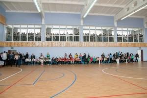 Спортзалу у школі №18 урочисто відкрили у лютому 2015 року. Фото rada.cherkassy.ua