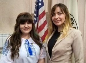 Саманта і Тетяна Артеменко