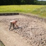 Розкопки у Тальянках. Фото IANANU.KIEV.UA