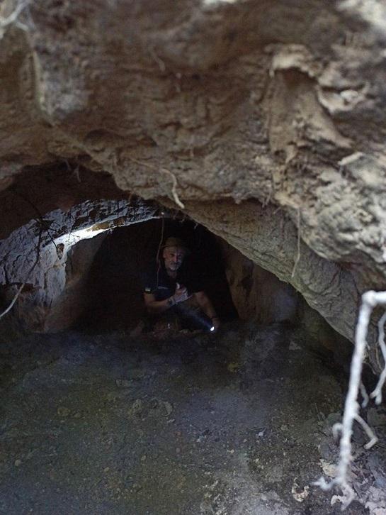 Загадкову печеру віднайшли у Холодному Яру